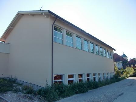Bild der Schulturnhalle