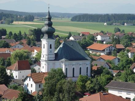 Bild der Kirche Kirchweidachs